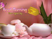 Beautiful Good Morning photos free download