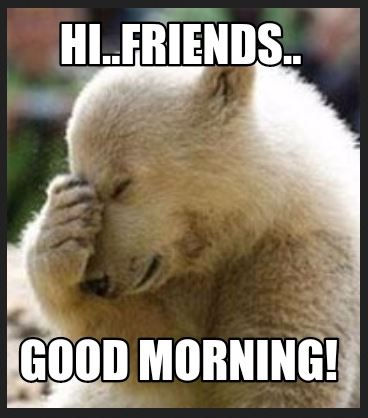 Dog Good Morning Meme images download