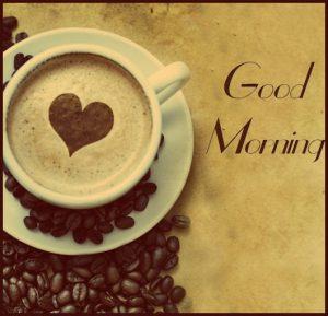 Good Morning Coffee Art meme