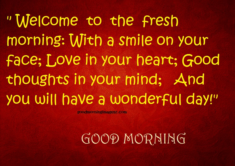 Good Morning Inspirational Wishes images download