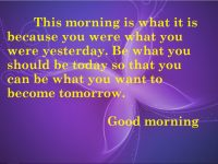 Good Morning Messages SMS Collections