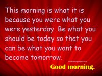 Good Morning Quotes Inspirational Wishes image