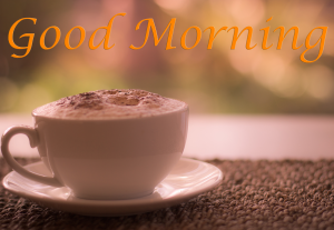 Good morning coffee beans images