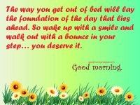 inspirational good morning messages for her images