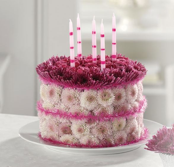 Birthday cake images for mobile