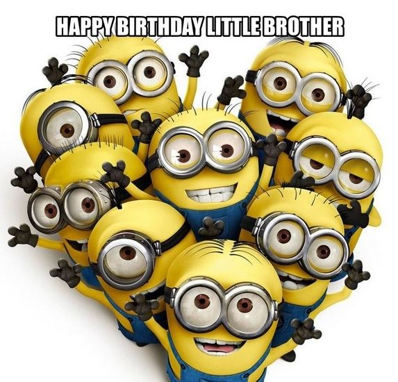 Brother birthday meme collections