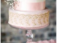 cool pink birthday cake images with name