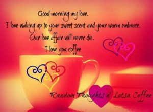 cool good morning sweetheart quotes
