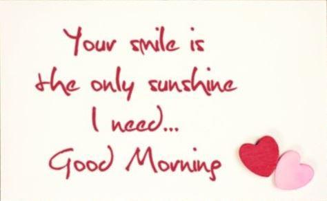 Good morning sweetheart wallpaper
