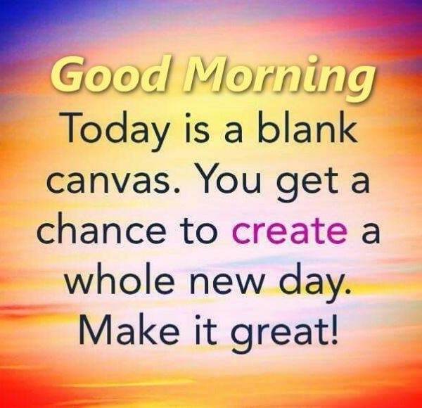 nice good morning quotes for her