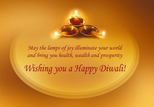 Diwali messages for mobiles