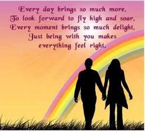 Good morning poem for lovers
