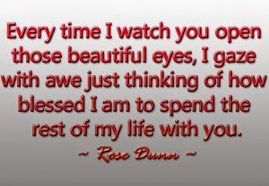 Romantic good morning poems
