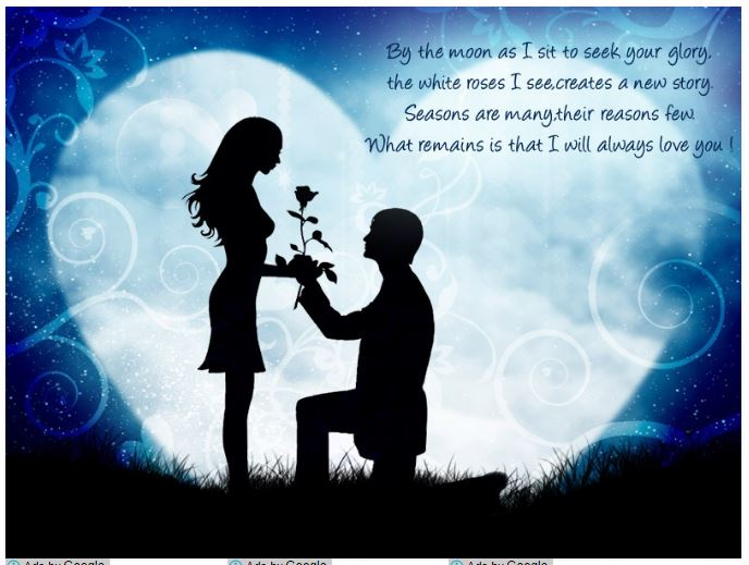 Cute good night love quotes
