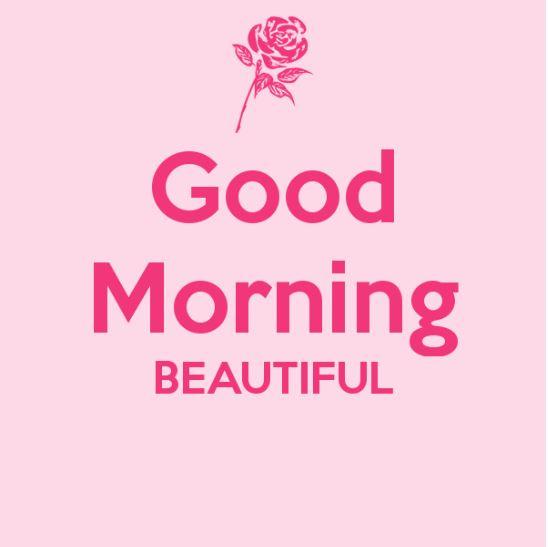 Good morning beautiful photos
