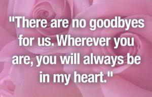 Short Condolences Messages for Lover