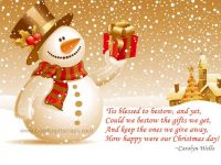 Cute Christmas Sayings and Wishes Quotes