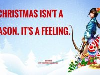 Inspirational Christmas messages sayings