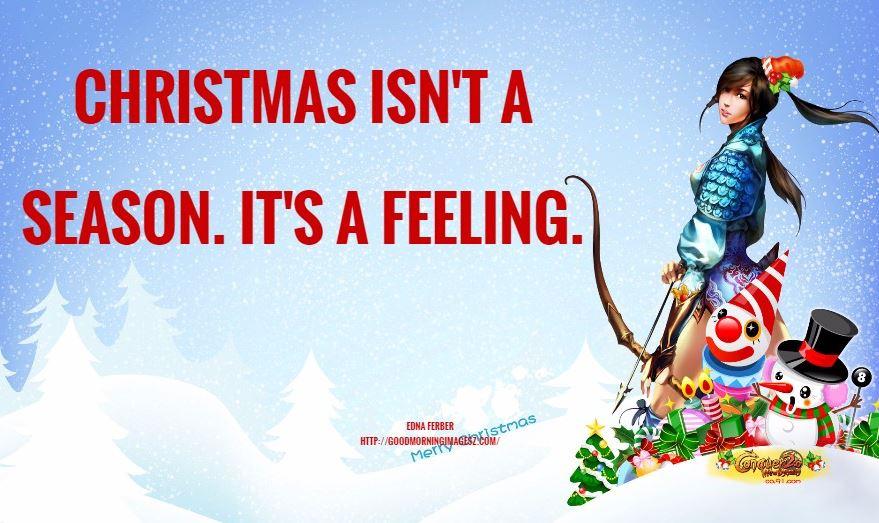 Inspirational Christmas messages sayings