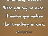 Heart Touching Sad Quotes About Life That Make you Cry