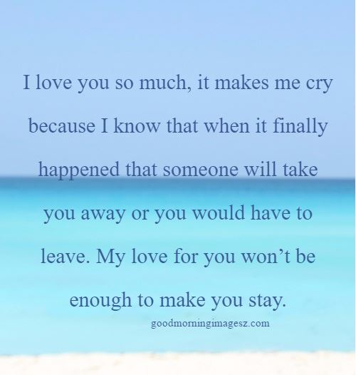 Sad Quotes That Make You Cry About Friendship : Sad quotes that make you cry about death Good Morning Images