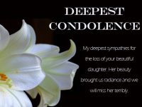 Top Heart Touching Messages of Condolence