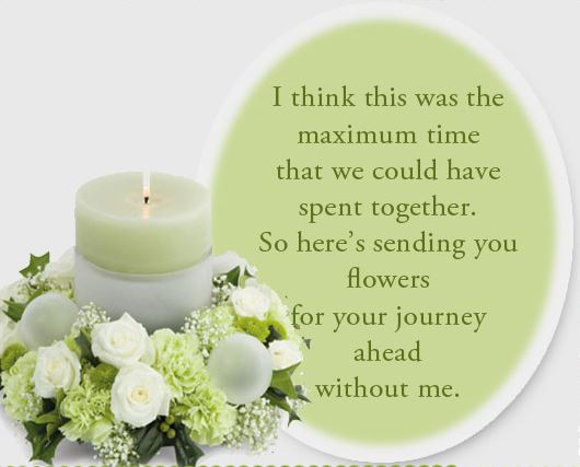 Short verses for funeral flower cards
