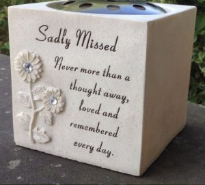 What to write on funeral flowers for brother