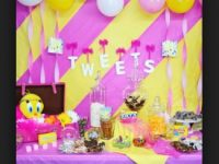 Tweety Best Birthday Theme Ideas Collection