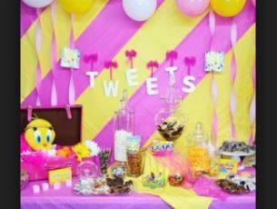 Tweety Best Birthday Theme Ideas Collection