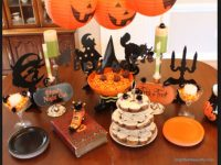 Halloween Party Ideas Images Wallpaper Collection