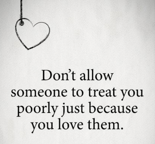 Sad love saying